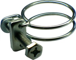Double wire clamps W1