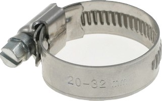 Stainless Steel Hose Clamps W4-12