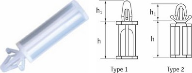 Screw-Fastened Supports